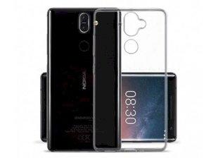محافظ ژله ای 5 گرمی نوکیا Nokia 8 Sirocco Jelly Cover 5gr