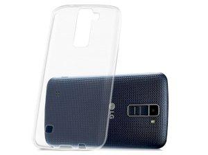 محافظ ژله ای 5 گرمی ال جی LG K8 Jelly Cover 5gr