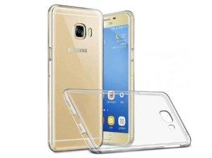 محافظ ژله ای 5 گرمی سامسونگ Samsung Galaxy C5 Pro Jelly Cover 5gr