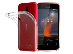 محافظ ژله ای 5 گرمی نوکیا Nokia 1 Jelly Cover 5gr