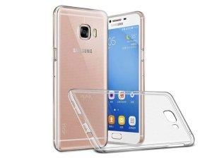 محافظ ژله ای 5 گرمی سامسونگ Samsung Galaxy C5 Jelly Cover 5gr