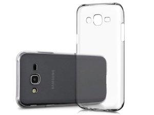 محافظ ژله ای 5 گرمی سامسونگ Samsung Galaxy J1 mini prime Jelly Cover 5gr