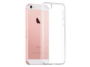 محافظ ژله ای 5 گرمی آیفون Apple iPhone 5/5S/SE Jelly Cover 5gr