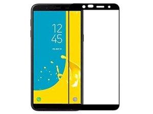 محافظ صفحه نمایش شیشه ای تمام صفحه سامسونگ RG Full Glass Samsung Galaxy J4 Plus/ J6 Plus