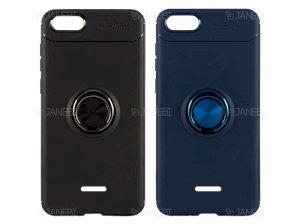قاب ژله ای حلقه دار شیائومی Becation Finger Ring Case Xiaomi Redmi 6A