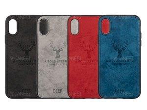 قاب محافظ طرح گوزن آیفون Berlia Deer Case Apple iPhone XS Max