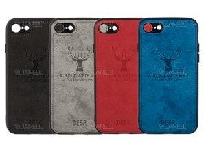 قاب محافظ طرح گوزن آیفون Berlia Deer Case Apple iPhone 7/8