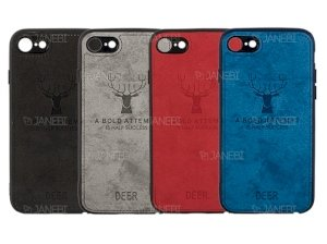 قاب محافظ طرح گوزن آیفون Berlia Deer Case Apple iPhone 6/6S