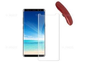 محافظ صفحه نمایش شیشه ای یو وی سامسونگ UV Nano Glass Samsung Galaxy Note 9