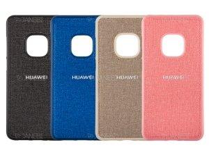 قاب محافظ طرح پارچه ای هواوی Protective Cover Huawei Mate 20 Pro