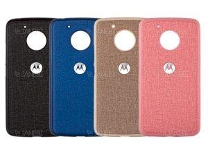 قاب محافظ طرح پارچه ای موتورولا Protective Cover Motorola Moto X4