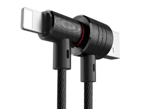 کابل لایتنینگ آهن ربایی بیسوس Baseus T-Type Magnetic Lightning Cable