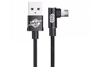 کابل میکرو یو اس بی بیسوس Baseus MVP Elbow Micro USB Cable