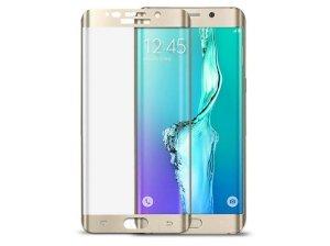 محافظ صفحه نمایش شیشه ای تمام چسب سامسونگ Mocoson Full Glue Glass Samsung Galaxy S7 Edge