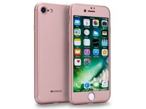 کاور گوشی ورسون مدل 360 درجه VORSON Ultra-thin 360 Full Protection Case iPhone 7/8
