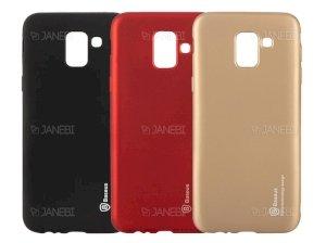 محافظ ژله ای سامسونگ Samsung Galaxy J6 Colorful Jelly Case