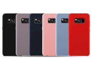 قاب محافظ سیلیکونی سامسونگ Joyroom Lyber Case Samsung Galaxy S8