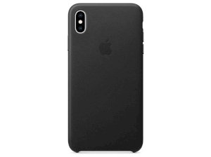قاب چرمی آیفون Apple iphone X Leather Case