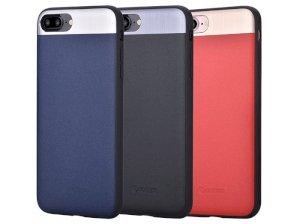 قاب محافظ چرمی آیفون Comma Leather Case iPhone 7 Plus/8 Plus