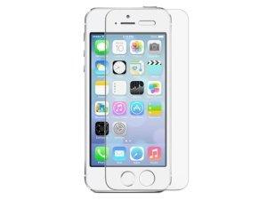 محافظ صفحه نمایش شیشه ای آیفون Glass Screen Protector Apple iPhone 5/5C/5S/SE