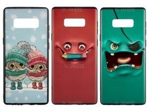 قاب طرح سه بعدی سامسونگ 3D Case Samsung Galaxy Note 8