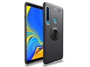 قاب ژله ای حلقه دار سامسونگ Becation Finger Ring Case Samsung Galaxy A9 2018