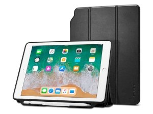 کاور هوشمند اسپیگن آیپد Spigen Smart Fold2 Case Apple iPad 9.7 Inch 2017