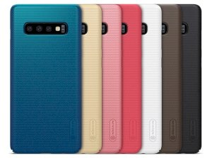 قاب محافظ نیلکین سامسونگ Nillkin Frosted Shield Case Samsung Galaxy S10 Plus