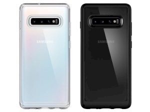 قاب محافظ اسپیگن سامسونگ Spigen Ultra Hybrid Case Samsung Galaxy S10 Plus