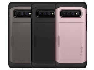 قاب محافظ اسپیگن سامسونگ Spigen Slim Armor CS Samsung Galaxy S10 Plus