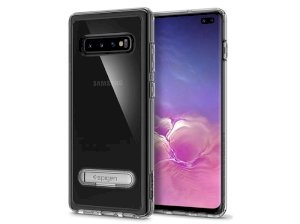 قاب محافظ اسپیگن سامسونگ Spigen Slim Armor Crystal Case Samsung Galaxy S10 Plus