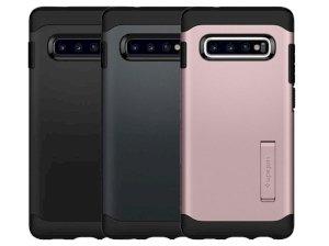قاب محافظ اسپیگن سامسونگ Spigen Slim Armor Samsung Galaxy S10 Plus