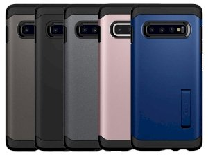 قاب محافظ اسپیگن سامسونگ Spigen Tough Armor Case Samsung Galaxy S10 Plus