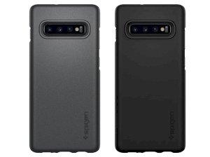 قاب محافظ اسپیگن سامسونگ Spigen Thin Fit Case Samsung Galaxy S10 Plus
