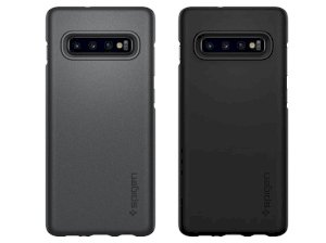 قاب محافظ اسپیگن سامسونگ Spigen Thin Fit Case Samsung Galaxy S10