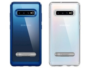 قاب محافظ اسپیگن سامسونگ Spigen Ultra Hybrid S Case Samsung Galaxy S10 Plus