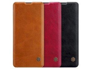 کیف چرمی نیلکین هواوی Nillkin Qin Leather Case Huawei P30 Pro