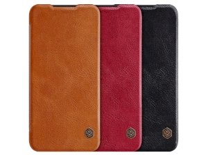 کیف چرمی نیلکین شیائومی Nillkin Qin Leather Case Xiaomi Redmi Note 7/Note 7 Pro