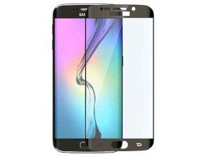 محافظ صفحه نمایش شیشه ای تمام صفحه سامسونگ RG Full Glass Samsung Galaxy S6 Edge
