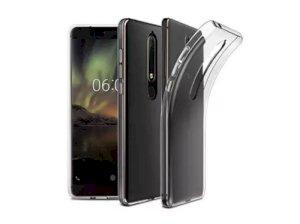 محافظ ژله ای 5 گرمی نوکیا Nokia 6.1 Jelly Cover 5gr