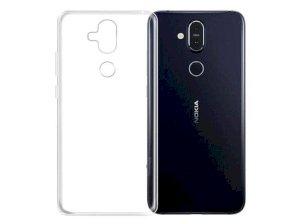 محافظ ژله ای 5 گرمی نوکیا Nokia 8.1 Jelly Cover 5gr