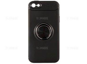 قاب ژله ای حلقه دار آیفون Becation Finger Ring Case Apple iPhone 5/5S