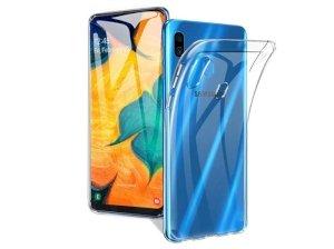 محافظ ژله ای 5 گرمی سامسونگ Samsung Galaxy A30 Jelly Cover 5gr