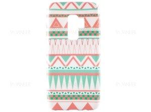 قاب محافظ طرح دار شبرنگ سامسونگ ARU Case Samsung Galaxy S9 Plus