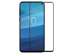 محافظ صفحه نمایش شیشه ای تمام چسب سامسونگ Mocoson Full Glue Glass Samsung Galaxy S10e