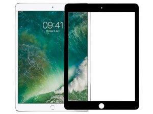 محافظ صفحه نمایش شیشه ای تمام صفحه آیپد RG Full Glass Apple iPad Pro 10.5 2017