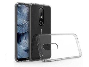 محافظ ژله ای 5 گرمی نوکیا Nokia 3.1 Plus Jelly Cover 5gr