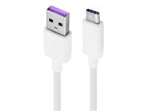 کابل اصلی کوتاه سریع تایپ سی هواوی Huawei HL1480 USB 3.1 To Type C Cable 30cm