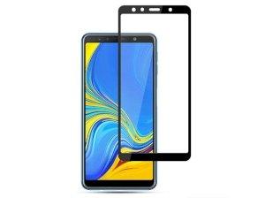 محافظ صفحه نمایش شیشه ای تمام چسب سامسونگ  RG Full Glass Samsung Galaxy A7 2018