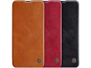 کیف چرمی نیلکین سامسونگ Nillkin Qin Leather Case Samsung Galaxy A70
